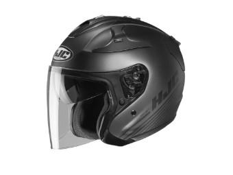 FG-Jet Paton MC5SF schwarz Jet-Helm