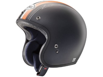 Freeway Classic Jethelm Ride Orange