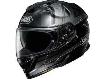 GT-Air 2 Aperture TC-5 schwarz Helm mit Sonnenblende