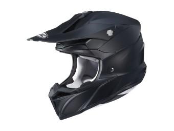 i50 MX-Helm Matt-Schwarz