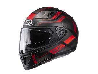 i70 Lonex MC-1SF rot Helm