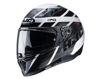 i70 Reden MC-5 schwarz Helm