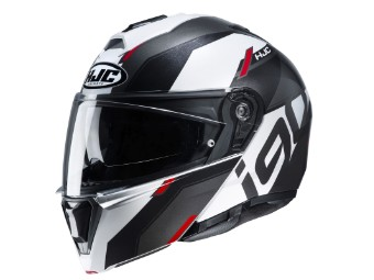 i90 Aventa MC-1 rot Klapp-Helm