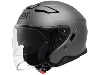 J-Cruise 2 Jet Helm Matt-Deep-Grey