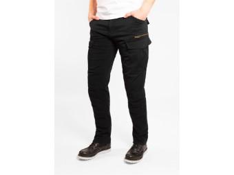 Cargo Stroker Black-XTM Jeans Schwarz Länge: 34