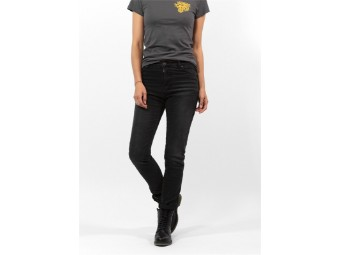 Betty High Jeans Black Used-XTM Länge: 30