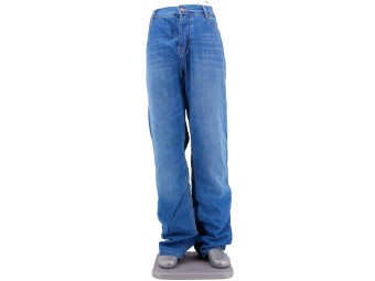 Kamikaze Motorrad Jeans Lightblue