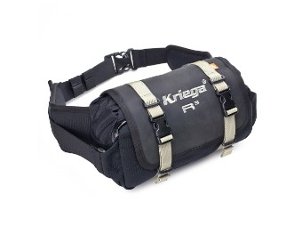 R3 Hüfttasche Gürteltasche wasserdicht schwarz 3 Liter