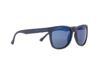 Lake Sun glasses Sonnenbrille dunkel blau blau verspiegelt CAT3 polarisierend