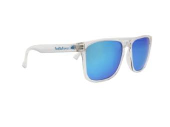 Leap Sun glasses Sonnenbrille shiny x'tal türkis verspiegelt CAT3 polarisierend