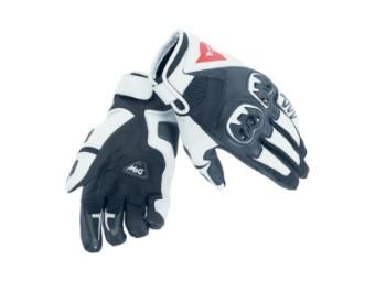Mig C2 Handschuh schwarz/weiss/schwarz