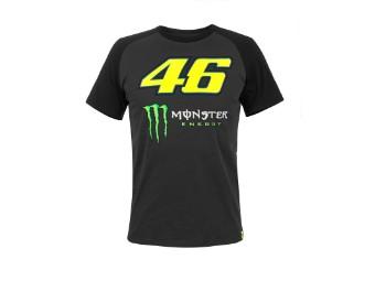 Monster Dual T-Shirt grau