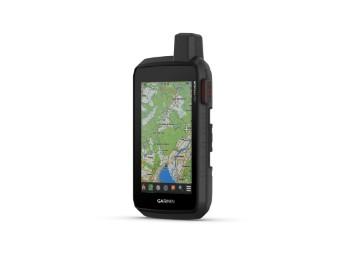 Montana 700i Outdoor GPS Navigationsgerät mit TopoActive CityNavigator Europa