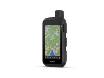 Montana 750i Outdoor GPS Navigationsgerät mit Kamera TopoActive CityNavigator