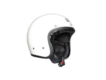 X70 Jet-Helm weiss