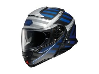 Neotec 2 Splicer TC-2 blau Klapp-Helm