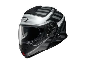 Neotec 2 Splicer TC-5 schwarz Klapp-Helm