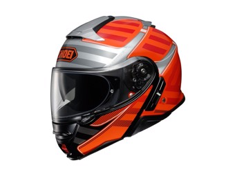 Neotec 2 Splicer TC-8 orange Klapp-Helm