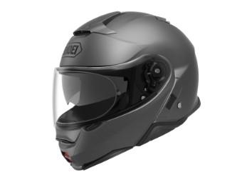 Neotec 2 Klapp-Helm matt-grau