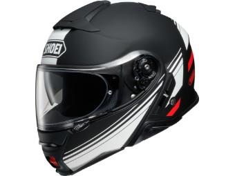 Neotec 2 Separator TC-5 schwarz Klapp-Helm