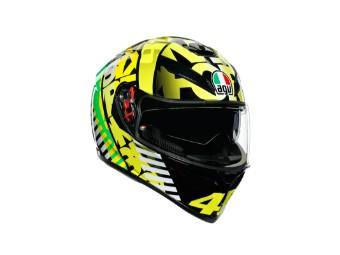 K3 SV Tribe 46 Motorrad Helm
