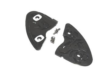 Visiermechanik & Schrauben Set QR-E für Shoei NXR X-Spirit 3 RYD