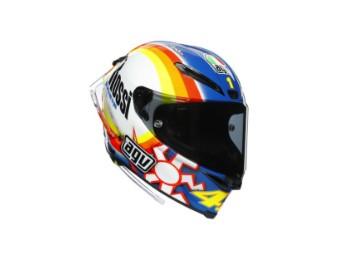 Pista GP RR Winter Test 2005 Replica Limited Edition Valentino Rossi