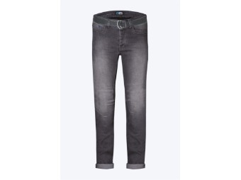 Jeans Caferacer grau