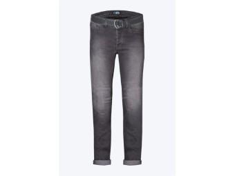 Jeans Caferacer grau