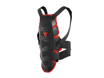 Pro Speed Back M Rücken-Protektor schwarz/rot