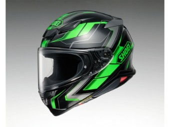 NXR 2 Prologue TC-4 grün Helm