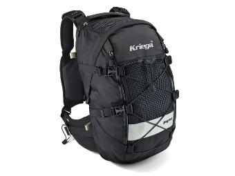 R35 Rucksack schwarz 35 Liter