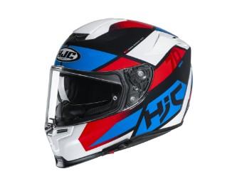 Rpha 70 Debby MC-21 Helm rot/blau