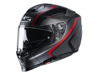 Rpha 70 Kroon MC-1SF rot Helm