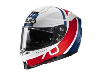 RPHA 70 Paika MC-21 blau/rot Helm
