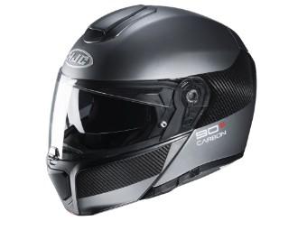 Rpha 90 S Carbon Luve MC-5SF schwarz Klapp-Helm