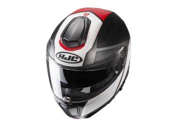 RPHA 90S Cadan Klapp-Helm MC-1SF rot