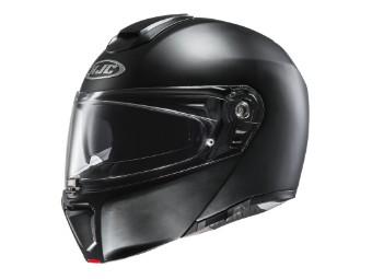 RPHA 90 S matt-schwarz Klapp-Helm