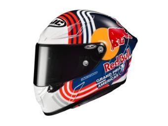 RPHA 1 Red Bull Austin GP MC-21 Helm