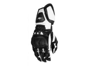 Marc Sport Handschuh Schwarz/Weiß