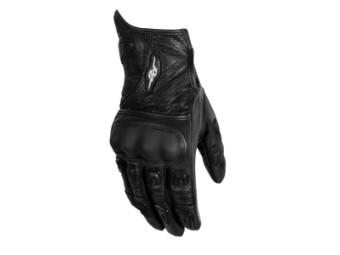 Quinn Handschuhe Schwarz/Weiß