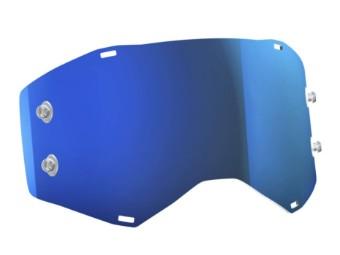 Single Works Lens Antifog Ersatzglas Prospect / Fury blue-chrome