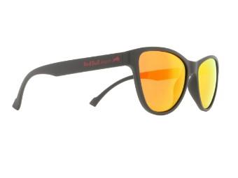 Shine Sun glasses Sonnenbrille anthrazit rot verspiegelt CAT3 polarisierend