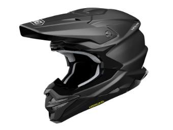 VFX-WR matt-schwarz MX Enduro Helm