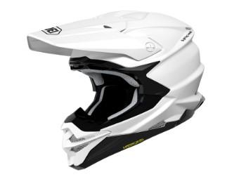 VFX-WR weiss MX Enduro helmet