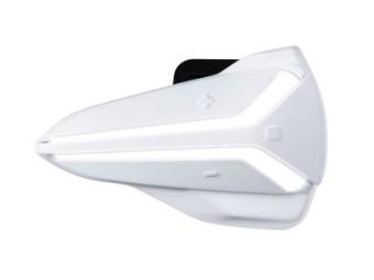 Smart HJC 20B Single-Set Bluetooth headset matt-weiß