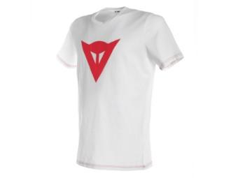 Speed Demon T-Shirt Weiß/Rot