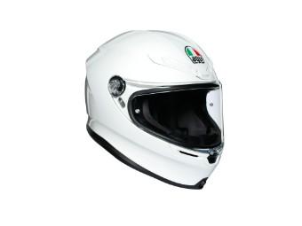 K6 Helm weiß