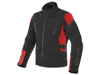Tonale D-Dry Jacke schwarz/rot/schwarz wasserdicht
