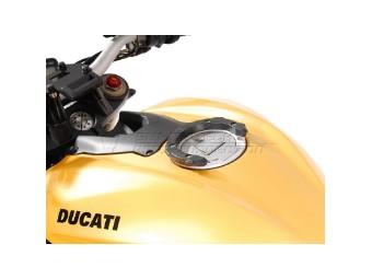 Quick-Lock Evo Tankring Adapterkit Aprilia / Ducati / Moto-Guzzi